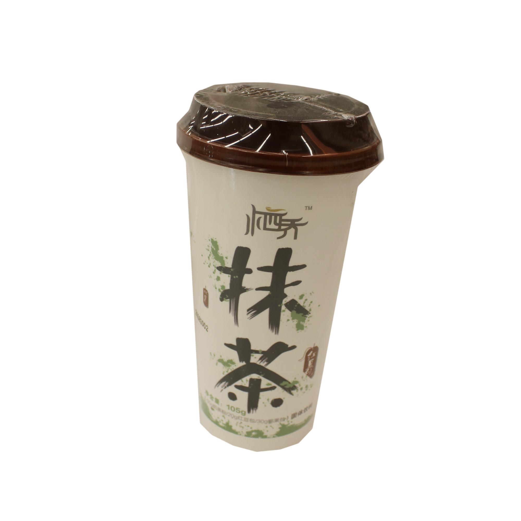 栖乔抹茶味奶茶